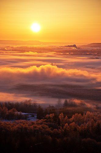 Beautiful❤  Hokkaido, Japan
