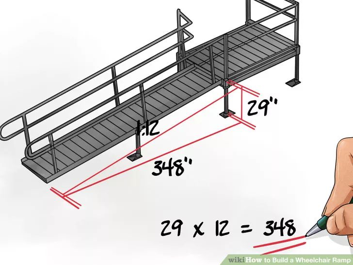 Best 25 Wheelchair Ramp Ideas On Pinterest Ramps For Wheelchairs Wheelcha