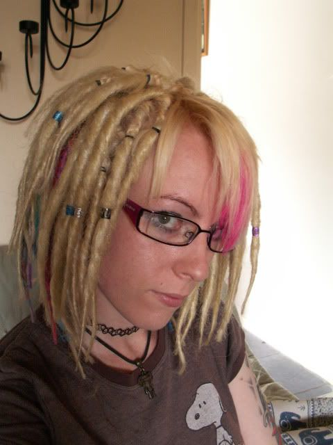 dreadlock hairstyles girls - Google Search