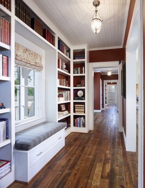 Hallway Interiors Storage Ideas