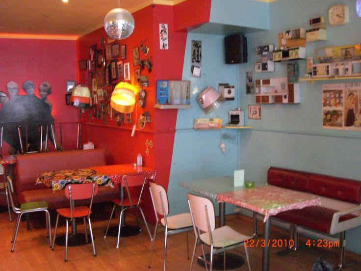 Le Peek A Boo, Bar, petite restauration à Lille.