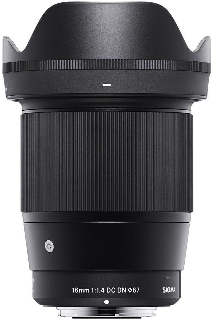 Sigma 16mm F 1 4 Dc Dn Contemporary Lens For Sony E Visit The Image Link More Details This Is An Affiliate Link Sony Lens Instant Camera Sigma