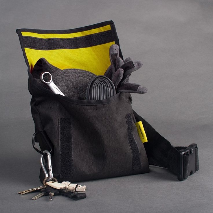 'The Musette' Hip Pouch - Store | Life Behind Bars