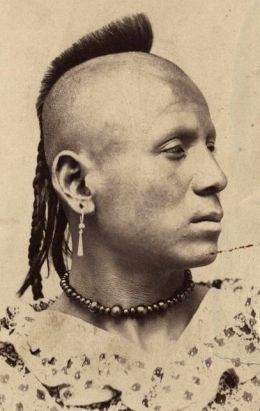 The Pawnee were originally residents of Nebraska and Kansas. The Pawnee tribe was forced to move to a reservation in Oklahoma during the late 1800's, and most are still living in Oklahoma today.