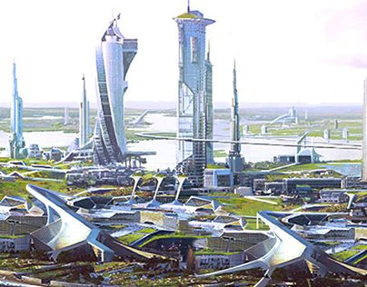"Check out new work on my @Behance portfolio: ""Orion city"" http://be.net/gallery/48776871/Orion-city"