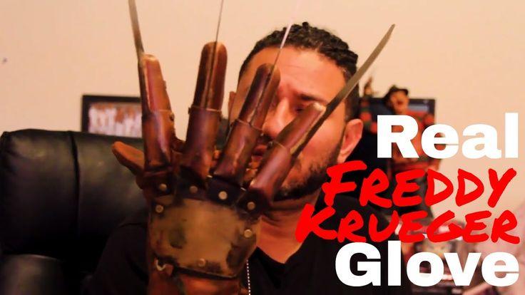 Real Freddy Krueger Gloves Review   Vlog78
