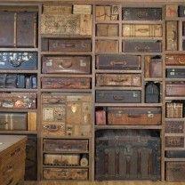 Vintage koffers als te gekke accessoire in je interieur   roomed.nl