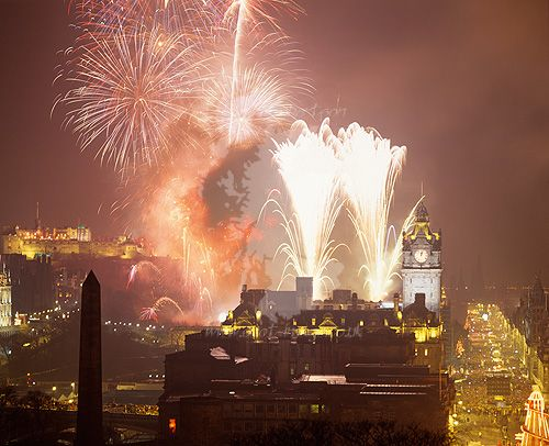 Christmas Traditions: Edinburgh is recognised globally as the Home of Hogmanay. The city welcomed 80,000 revellers last year to celebrate New Year in style at the Edinburgh's Hogmanay Street Party, attracting visitors from over 60 countries.