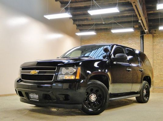 2012 Chevrolet Tahoe PPV 2WD