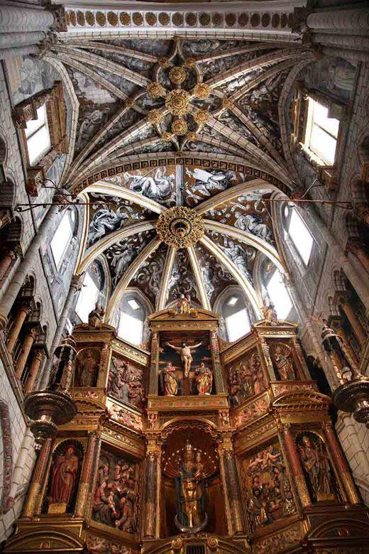 Catedral de Santa María de la Huerta  http://www.catedraldetarazona.es
