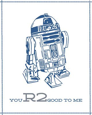 Star Wars Valentines - Free Printables by AleciaDawn Photography