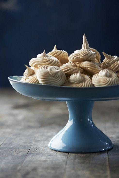 Brown Sugar Meringue Cookies recipe - by Libbie Summers