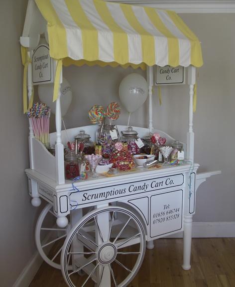 Scrumptious Candy Cart Co.