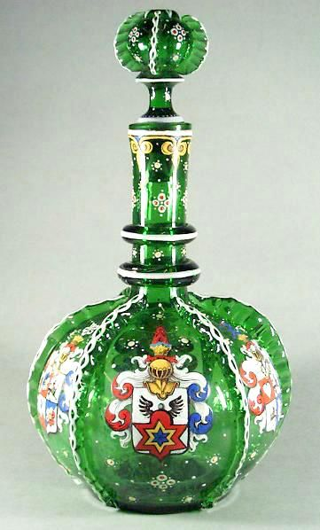 A decanter in renaissance style