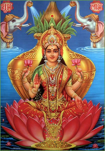 Goddess Of Wealth | Maha Lakshmi Ashtakam – The goddess of wealth