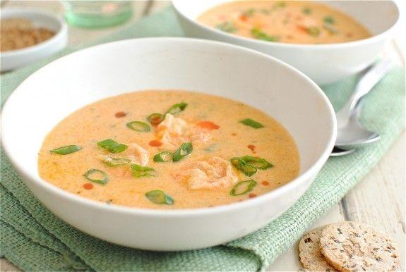 Cajun shrimp bisque: Fall Recipes, Crawfish Bisque, Paleo Crawfish, Food Супы, Shrimp Bisque, Bev Cooking, Cajun Shrimp, Bisque Recipes, Cajun Bisque