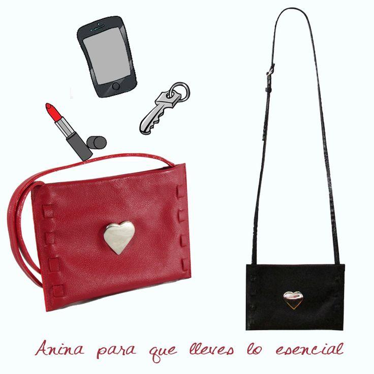 Lleva lo esencial en este espectacular bolso Anina en cuero con aplique de corazon Compralo en: https://www.linio.com.co/p/bolso-en-cuero-anina-corazo-n-india-rojo-lg1tvv  o al whatsapp: + 57 3215012513   #leather #handbag #red #black #heart #cuero #bolso #corazón