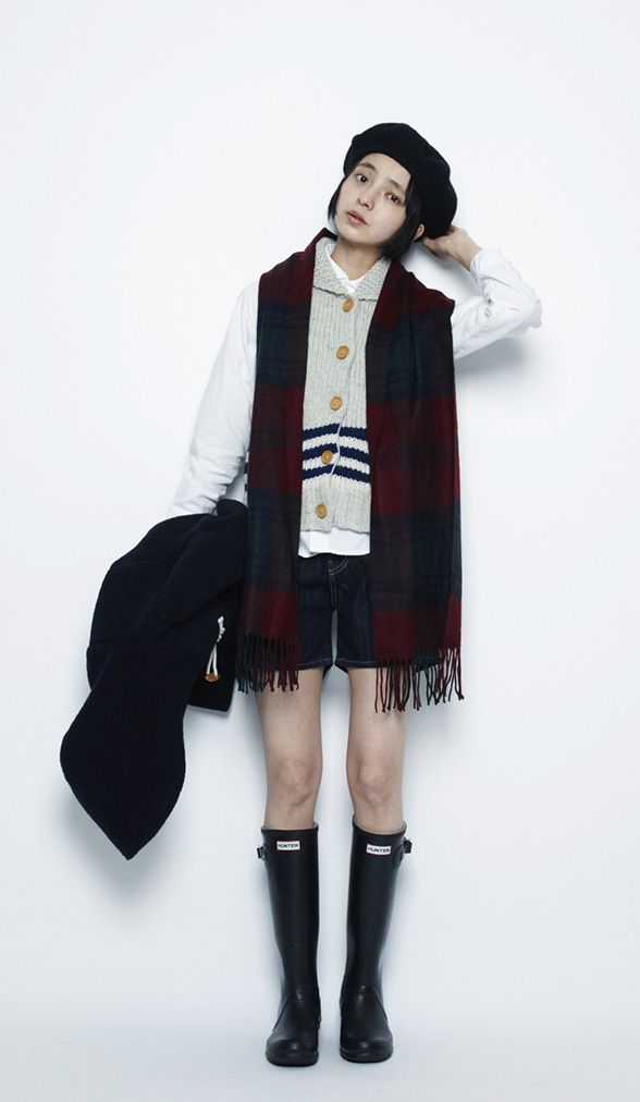 2014.01.27 | 30DAYS COORDINATE | niko and... magazine [ニコ アンド マガジン]
