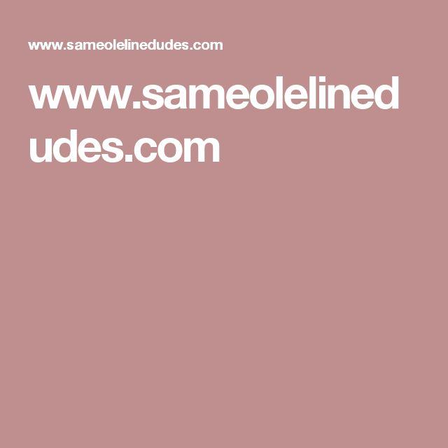 www.sameolelinedudes.com