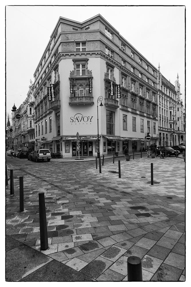 Cafe Savoy in Brno