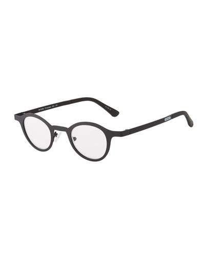 884b057ef7 Stew Zoo Round Metal Reading Glasses