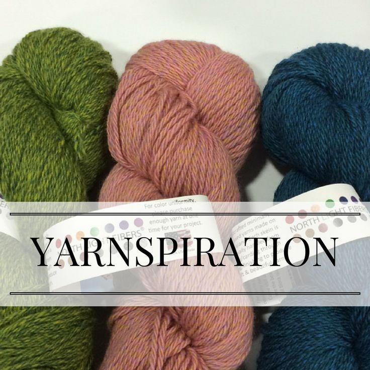 Every knitter gets inspired by the yarns. Here are some of the textures and fibers I love. Find more inspiration on my blog (PattyLyons.com/blog).
