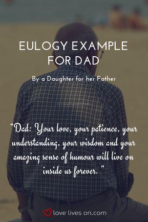 27+ Best Eulogy Examples   Huiswenke   Eulogy examples
