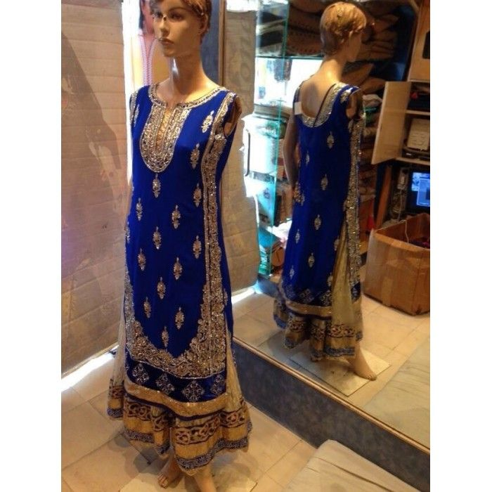 Striking Ready To Wear Salwar Suit