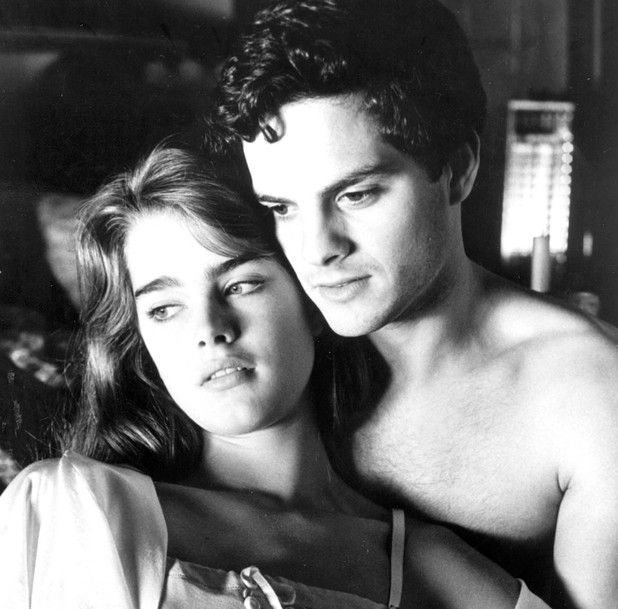 Brooke Shields and Martin Hewitt in 'Endless Love.' I just realized I've seen this movie before and now I really want to see the remake of this film.