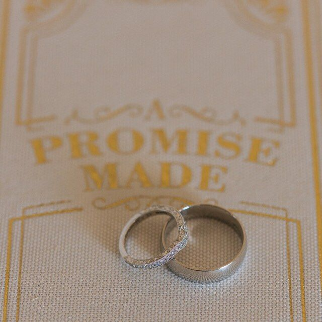 Promise made already! #SantoriniWedding Photo credits: @louisedavidson15
