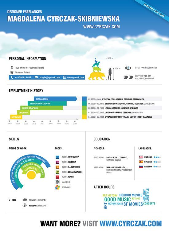Resume Designer 27 examples of impressive resumecv designs dzineblogcom 1000 Images About Resume Design Layouts On Pinterest Infographic Resume Creative Resume And Cv Design
