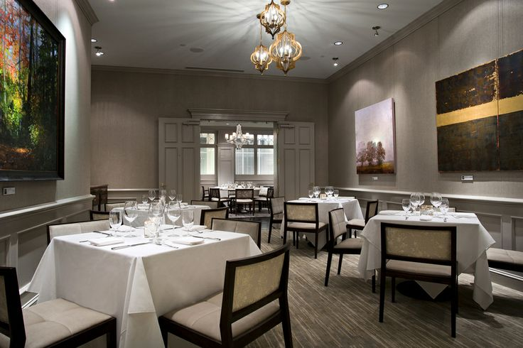 Gallery Restaurant Charlotte NC located at The Ballantyne serves ...