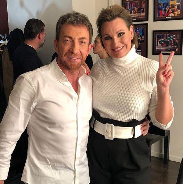 Ainhoa Arteta Confirma El Efecto Letizia Entre Las Celebrities Espanolas Moda Pantalones De Traje Reina Letizia
