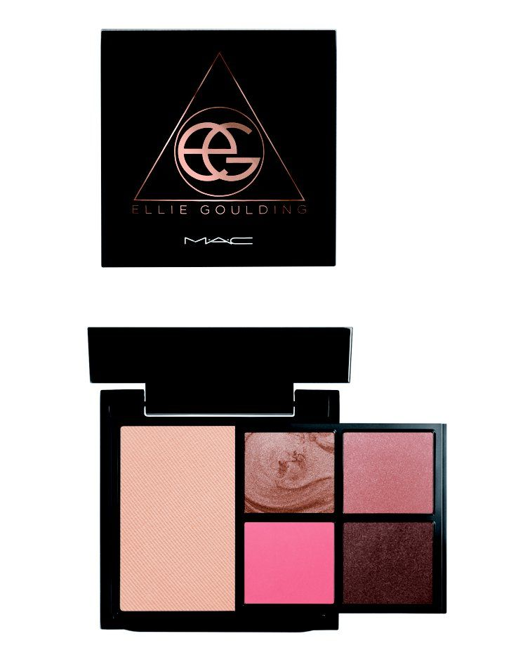 Pin for Later: See Every Romantic Product From the Ellie Goulding x MAC Collab MAC Cosmetics x Ellie Goulding Halcyon Nights Palette