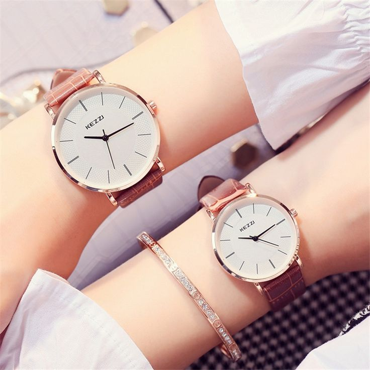 $7.49 (Buy here: https://alitems.com/g/1e8d114494ebda23ff8b16525dc3e8/?i=5&ulp=https%3A%2F%2Fwww.aliexpress.com%2Fitem%2FKEZZI-Leather-Strap-Quartz-Watches-Fashion-Formal-Analog-Japan-Movement-Waterproof-Ladies-Watch-Women-reloj-mujer%2F32791554745.html ) KEZZI Leather Strap Quartz Watches Fashion Formal Analog Japan Movement Waterproof Ladies Watch Women reloj mujer montre femme for just $7.49