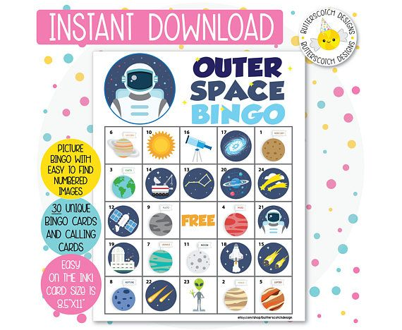 Best Printable Bingo Cards Ideas On Pinterest
