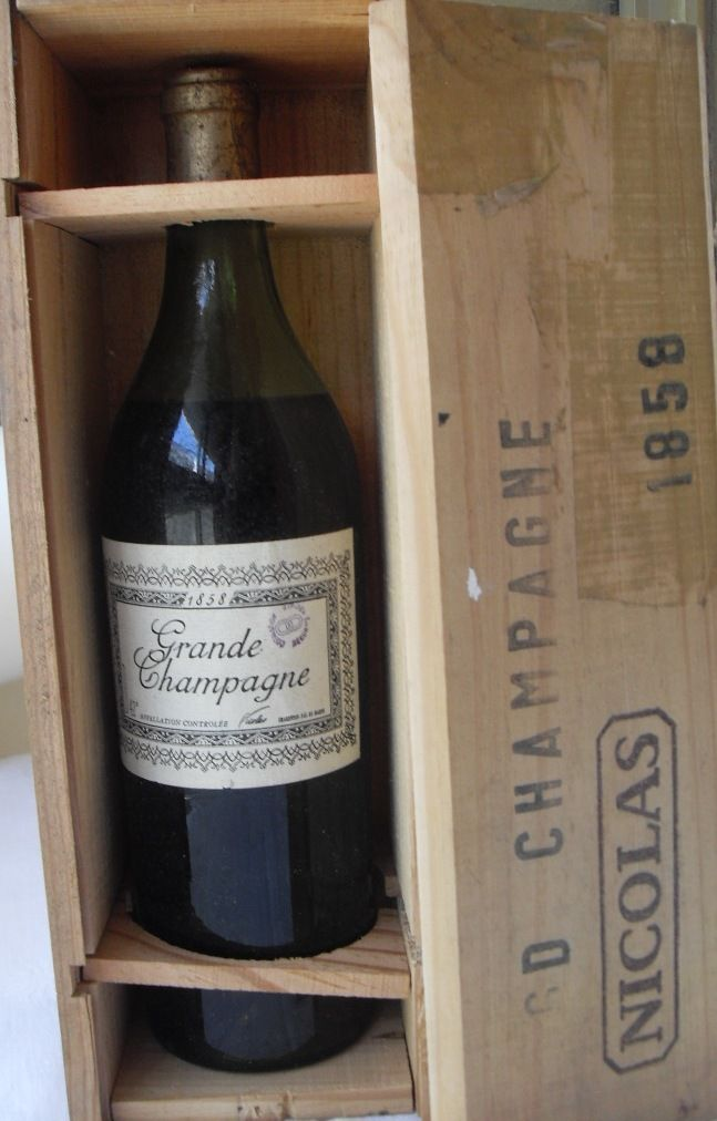 Grande Champagne 1858 NICOLAS