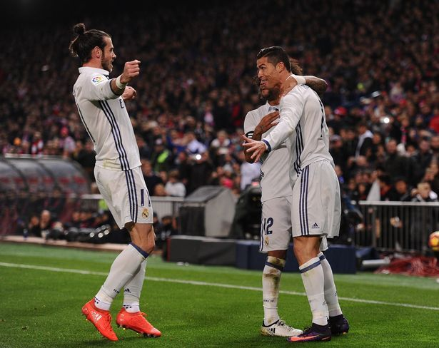 Madrid Derby Nov 2016