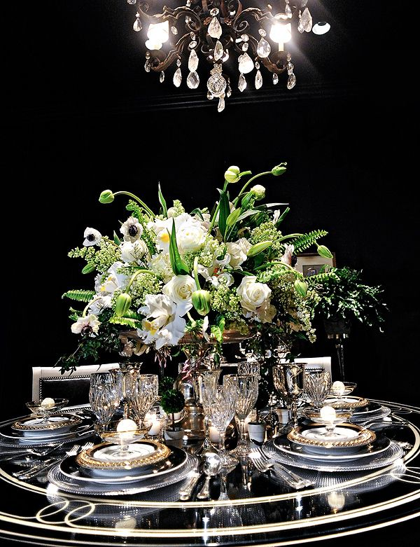 .Beautiful Flower, Wedding Tables, Beautiful Tables, Tables Sets, Events, Dinner Parties, Grace Kelly, Centerpieces,  Flowerpot