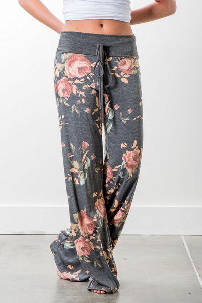Bottoms - Lounge Pants - RubyClaire Boutique
