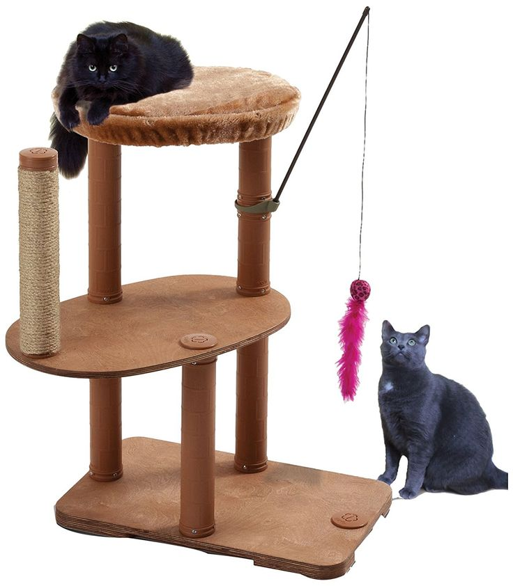 17 best ideas about cat towers on pinterest diy cat. Black Bedroom Furniture Sets. Home Design Ideas