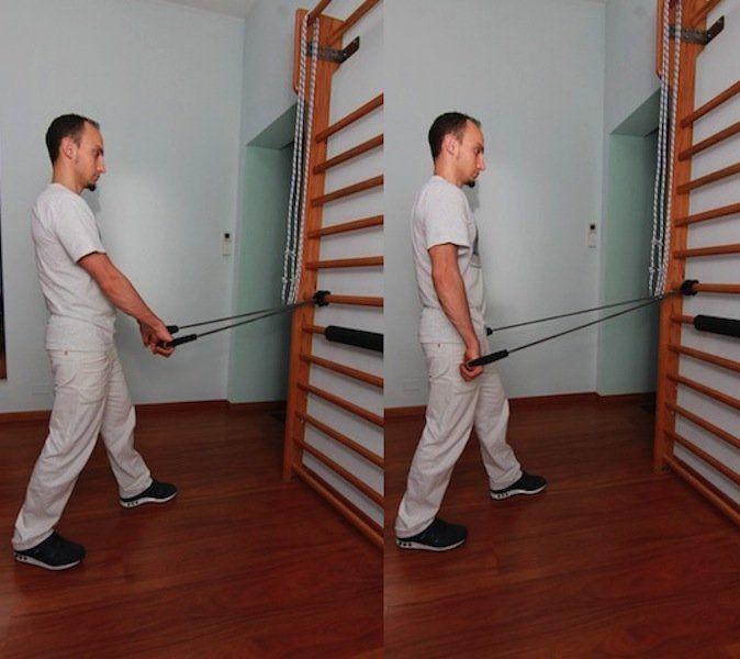 Gli esercizi per la spalla sono utili nel trattamento di molti disturbi che provocano dolore alla spalla. Gli esercizi della spalla servono