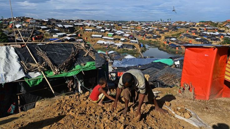 Newsela - Refugee camps housing Rohingya rely on solar power for relief