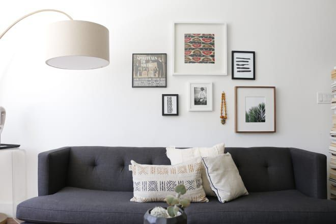 6 Custom Art Ideas That Make A Perfect Gift Including For Yourself Apartment Therapy Main Furniture Placement Living Room Livingroom Layout Rectangular Living Rooms