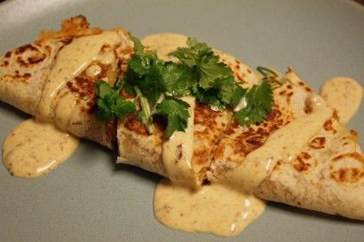 Chipotle Chicken Quesadillas | Tasty Kitchen: A Happy Recipe Community!