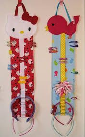 Image result for diy hair clip organizer