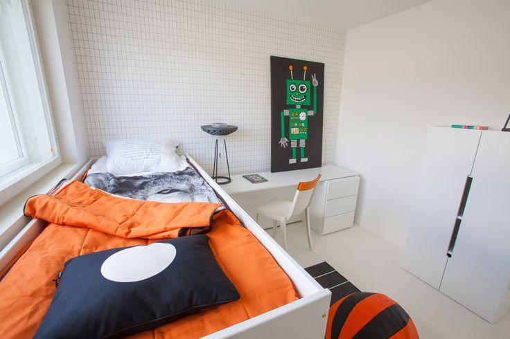 AVA Kalusteet - Lastenhuone - AVA Pikkuparvi - AVA Pikkuparvi työpöytä + laatikot 6 kpl - AVA Room Oy