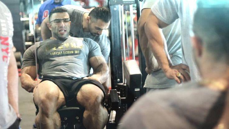 Isaac qavidel ; 7 days out of the 2016 KUWAIT Mr Olympia . هفت روز مانده به مستر المپیای کویت اسحاق قویدل با جدیت تمرینات خود را دنبال می کند . منتظر بدنی رویایی از اسحاق باشید مطمئنا پتانسیل این جوان با اخلاق خیلی بیشتر از این حرف هاست . @isaac.qavidel.iran @ahmad_askar_1 by bodybuilding_best #bodybuilding #workout #motivation #musclebuilding
