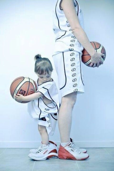 You don't have to be tall to ball!