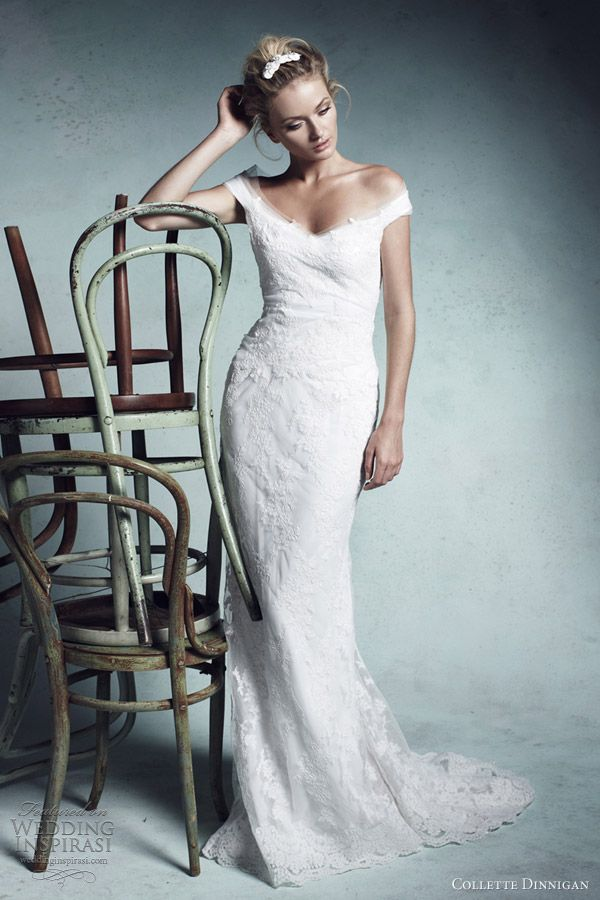 Collette Dinnigan 2013 Enchanted Bridal Collection | Wedding Inspirasi